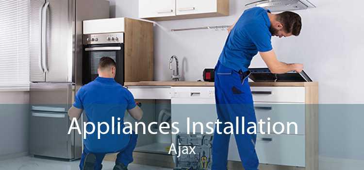 Appliances Installation Ajax