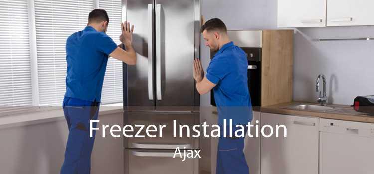 Freezer Installation Ajax