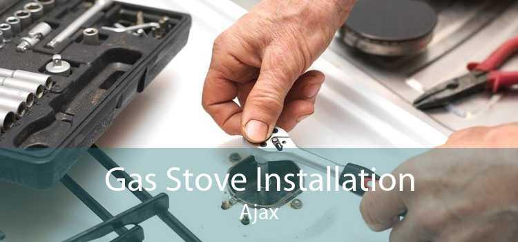 Gas Stove Installation Ajax