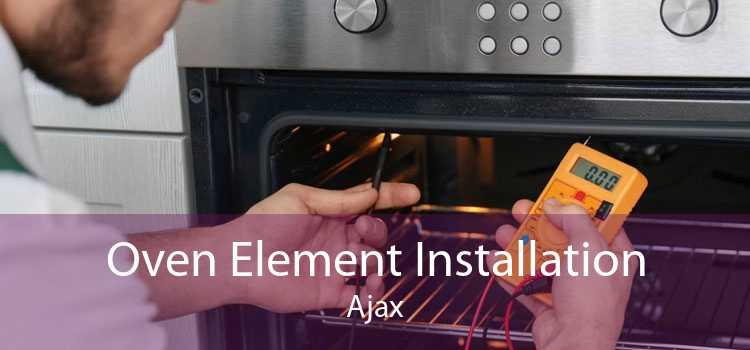 Oven Element Installation Ajax