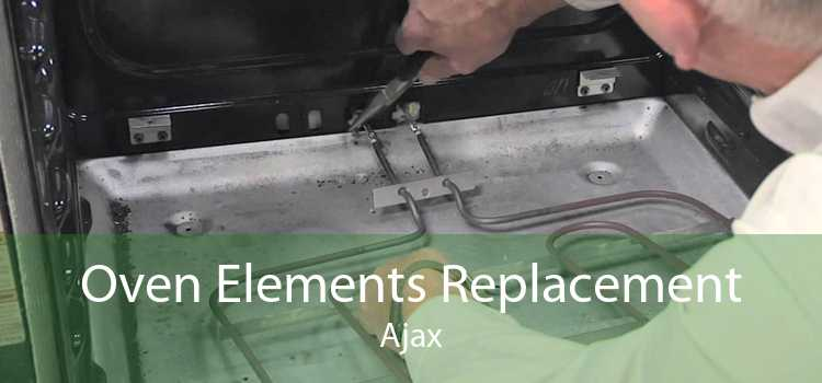 Oven Elements Replacement Ajax