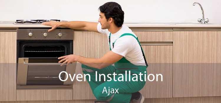 Oven Installation Ajax