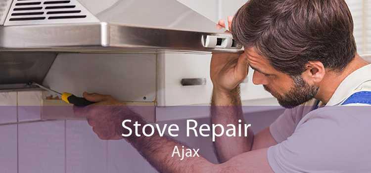 Stove Repair Ajax