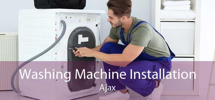 Washing Machine Installation Ajax